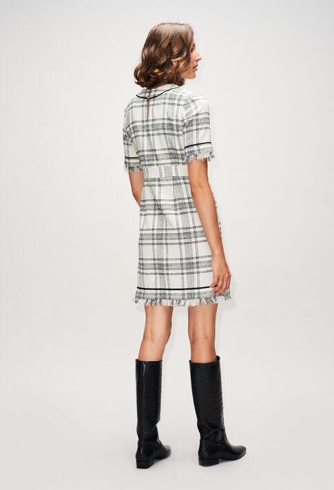 RUFINOH19 : Dresses color BICOLORE