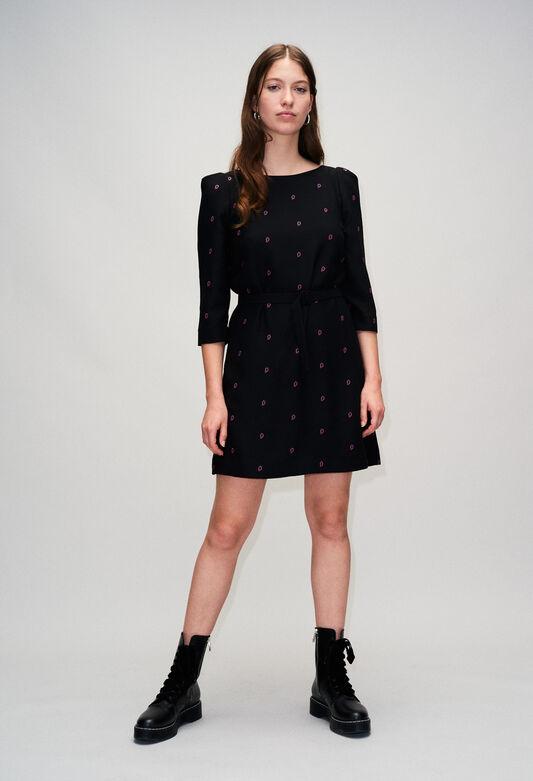 RICINH19 : Dresses color BLACK