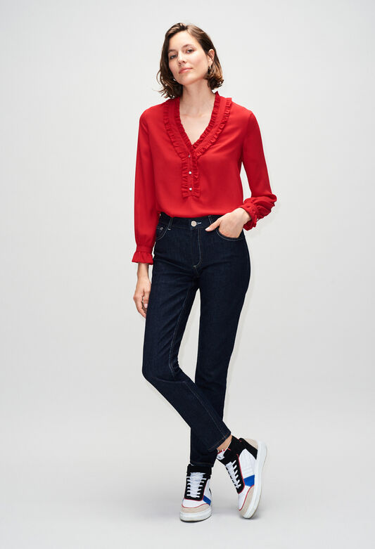 PATOLEH19 : Jeans & Pants color JEAN BRUT