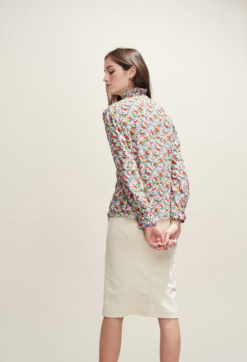 COLOMBINE FLEURETTES : Tops & Shirts color MULTICO