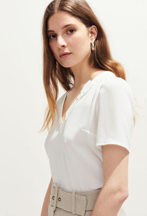 BOWLING BIS : Tops & Shirts color ECRU