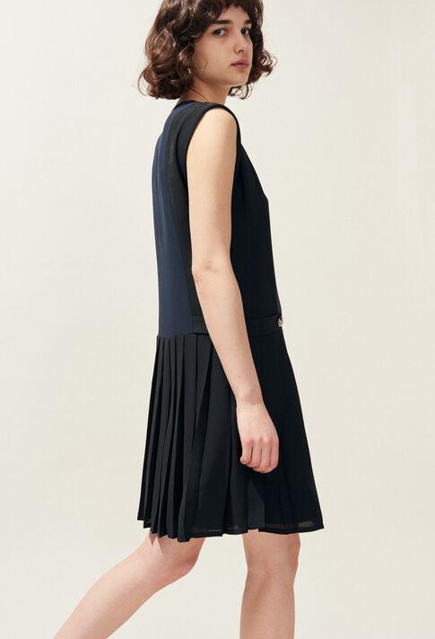 RAHIM : Dresses color Navy