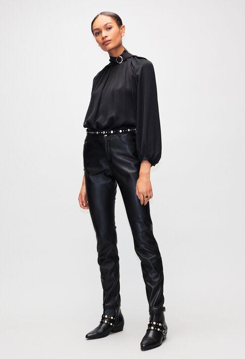 BADIANEH19 : Tops & Shirts color BLACK
