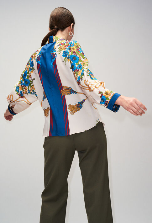 CHOUPIEBISH19 : Tops & Shirts color PRINT