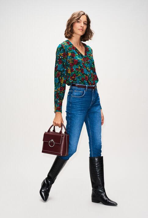 BROUTILLEH19 : Tops & Shirts color PRINT