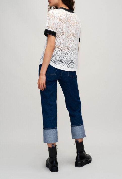 BANKSIAH19 : Tops & Shirts color ECRU