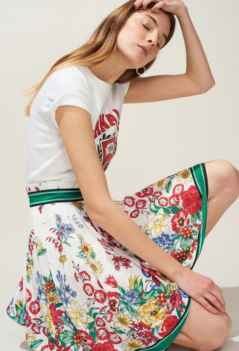 SMILE : Skirts & Shorts color MULTICO