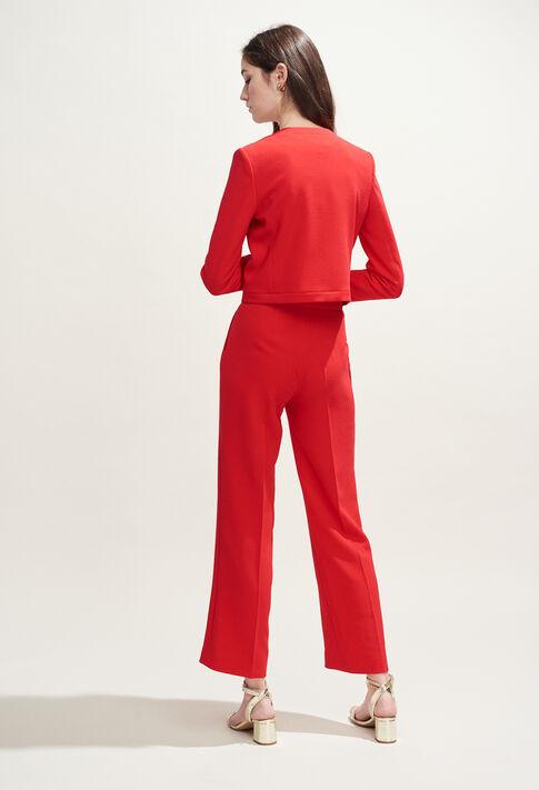 VILLE : Blazers color Ecarlate