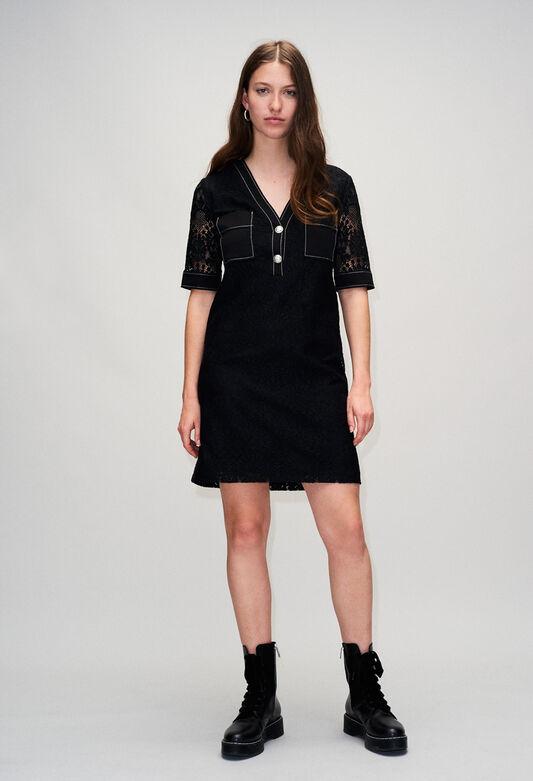 RAJANEH19 : Dresses color BLACK