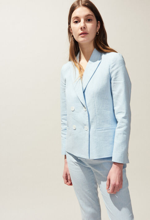 VAGABONDE : Blazers color Ice Blue