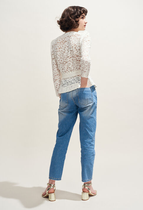 PASTEQUE : Jeans & Pants color Jean