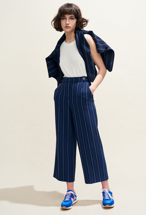 PHILOMENE : Jeans & Pants color Indigo