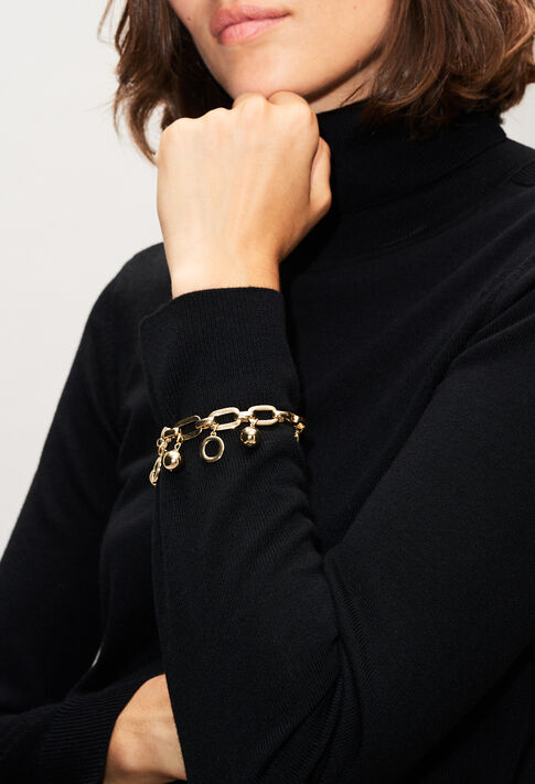 MOUSSIH19 : Knitwear & Cardigans color BLACK