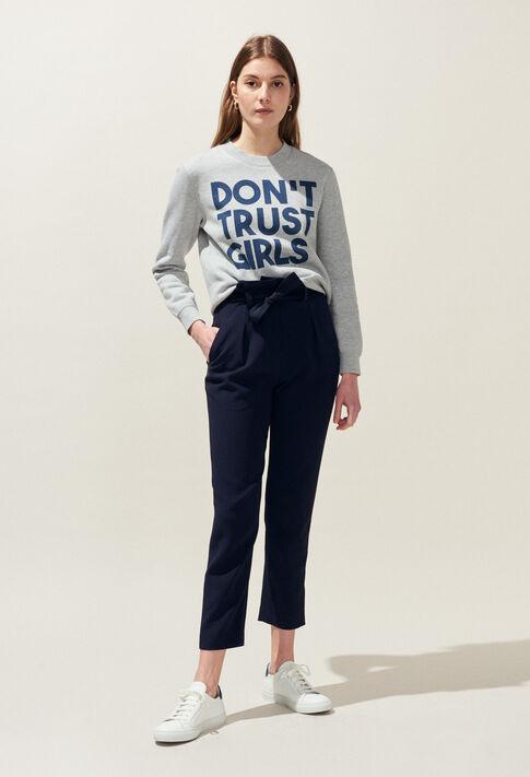 TRUST : Les pièces en exclusivité e-shop color Mottled Grey