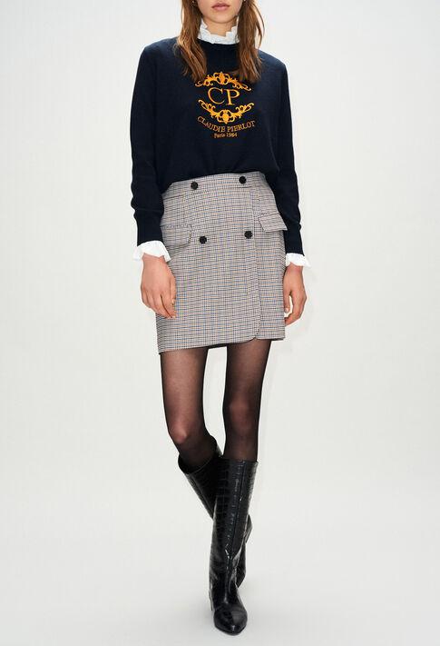 SERANAH19 : Skirts & Shorts color MULTICO