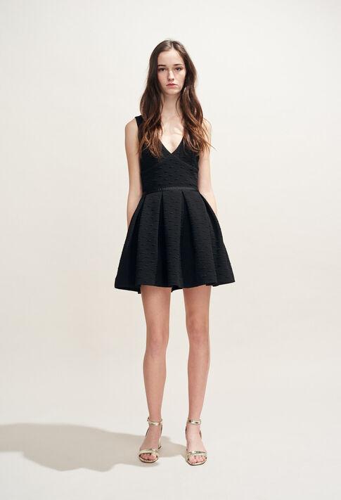 TROUVEE : Dresses color Black