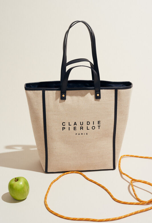 ACHILLE CANVAS : Bags & Leather Goods color Off White