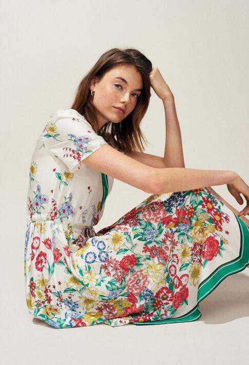 RUN : Dresses color MULTICO