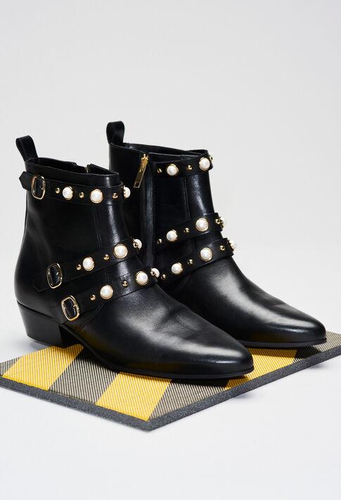 ALEGRIAH19 : Shoes color BLACK