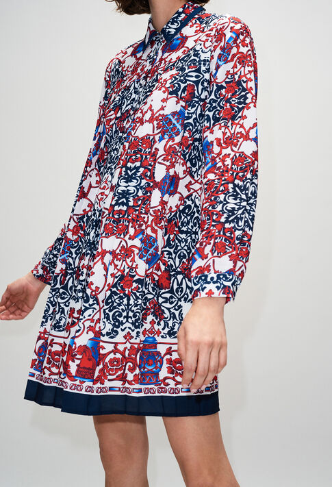RAMSESH19 : Dresses color PRINT