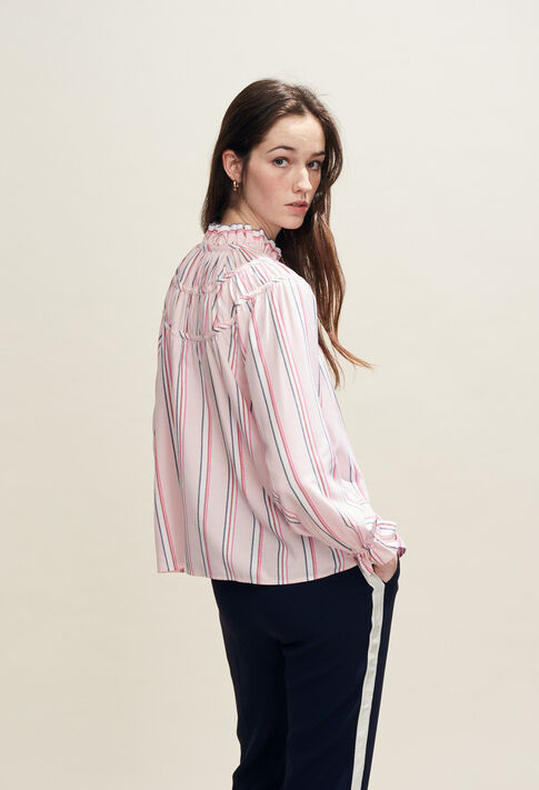 BASEBALL : Tops & Shirts color ROSE