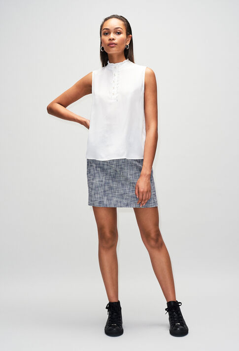 BABOUCHKAH19 : Tops & Shirts color ECRU