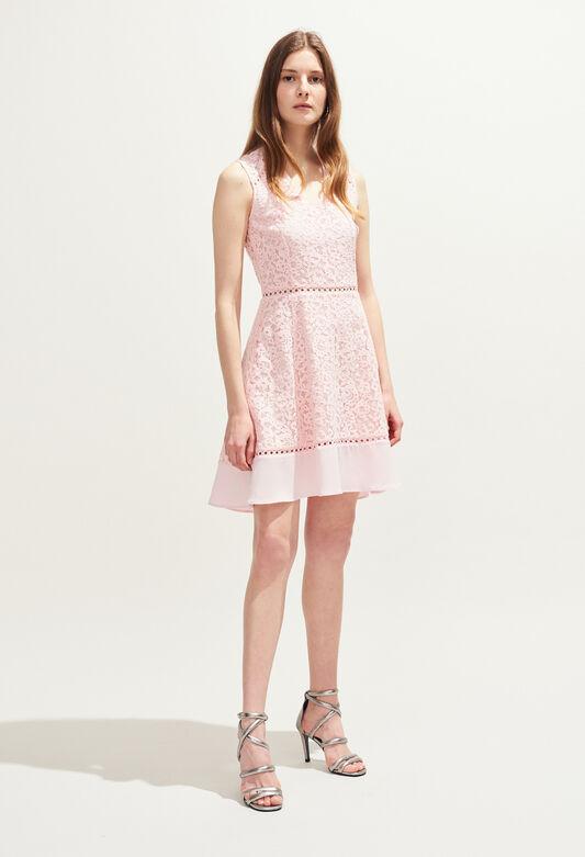 RIKKI : Dresses color ROSE
