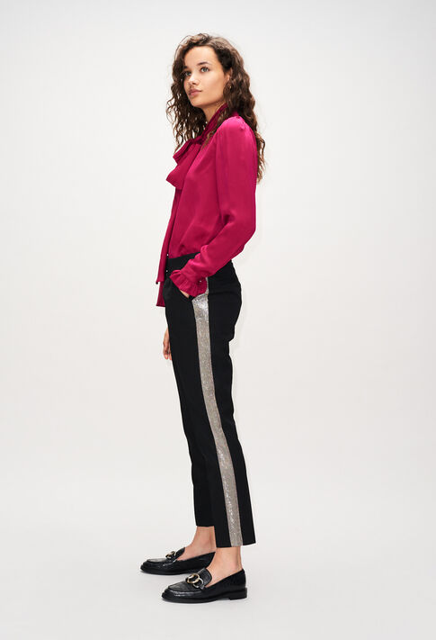 PETRONIH19 : Jeans & Pants color BLACK
