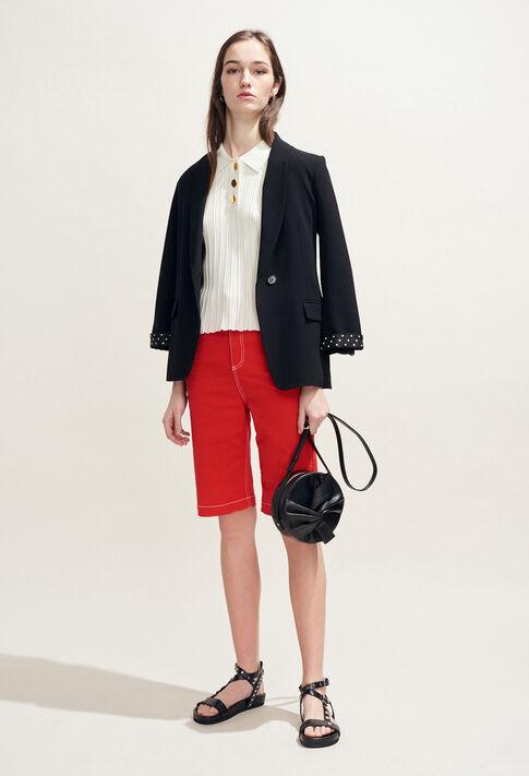 MARTIAL : Knitwear & Cardigans color ECRU