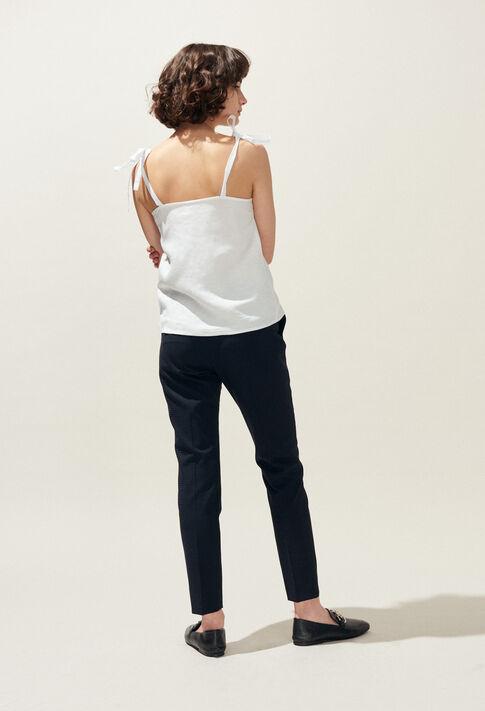 BLOUSY : Tops & Shirts color Ecru