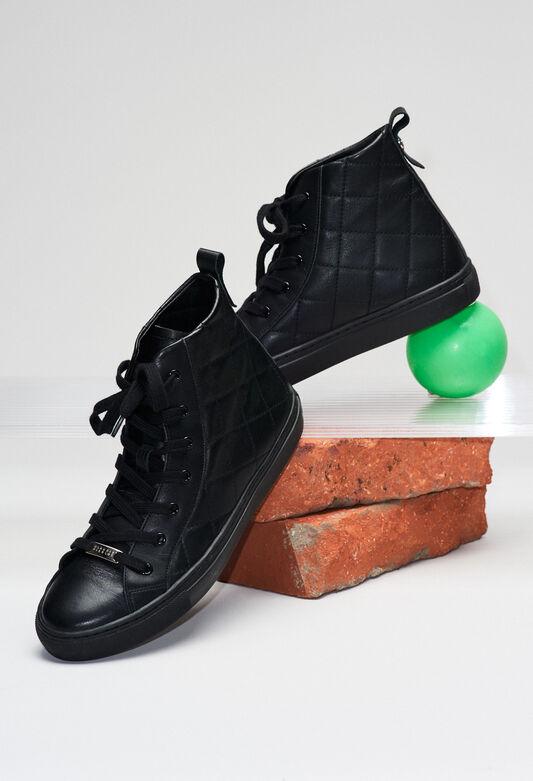 ARIAH19 : Shoes color BLACK