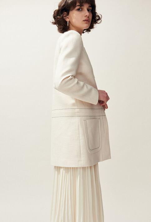 GAMO : Coats & Jackets color Ivoire