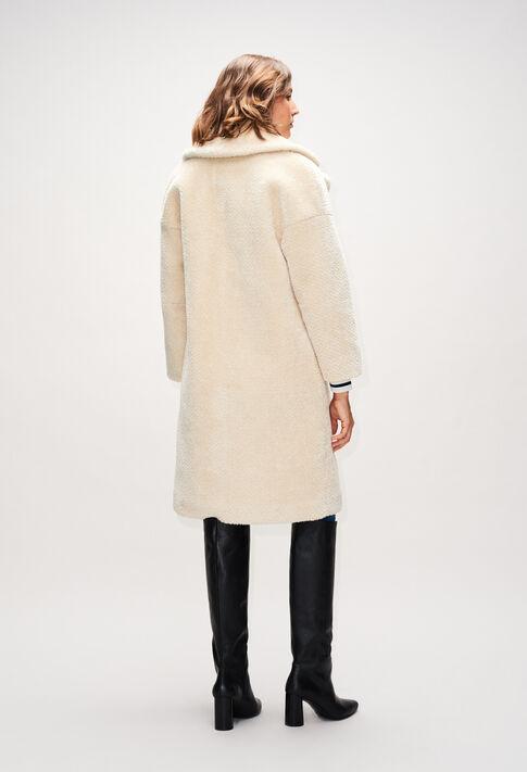 FEDORABISH19 : Coats & Jackets color ECRU