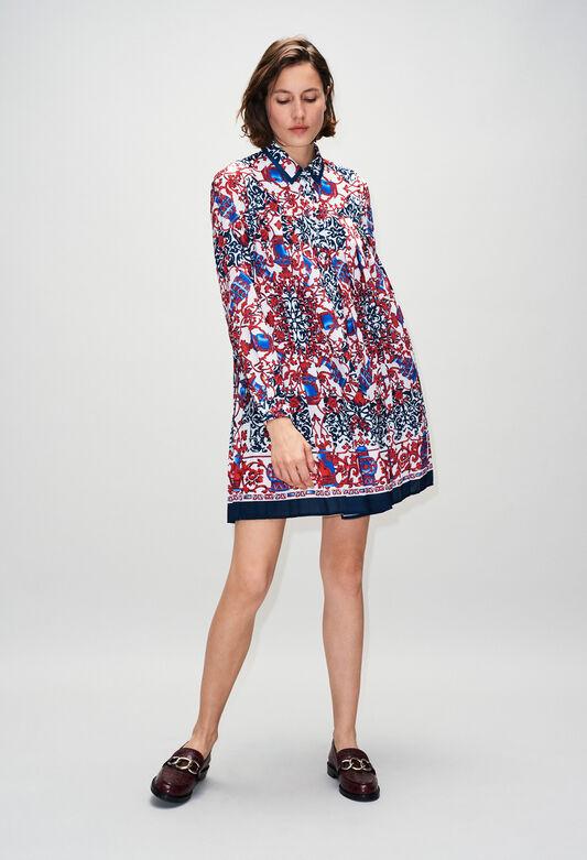 RAMSESH19 : Dresses color PRINT