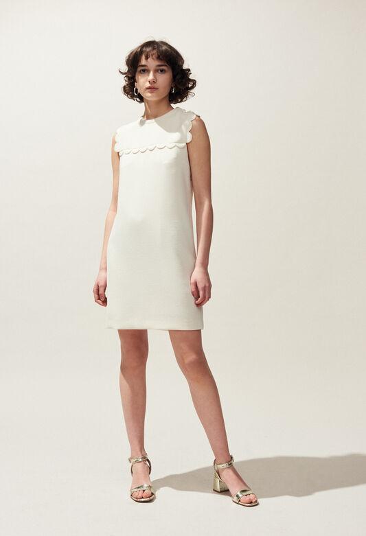 REYNA : Dresses color Navy