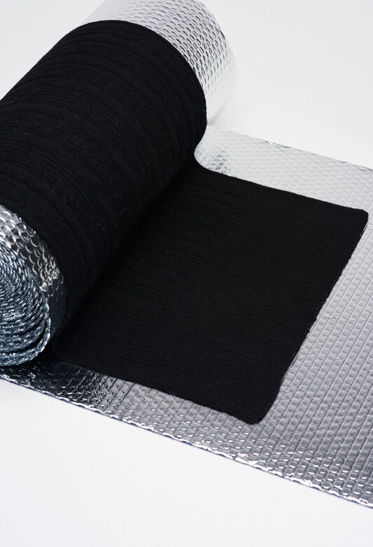 MERVEILLEH19 : Scarves color BLACK
