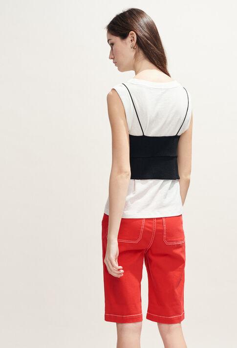 TENDANCE : T-shirts color Ecru