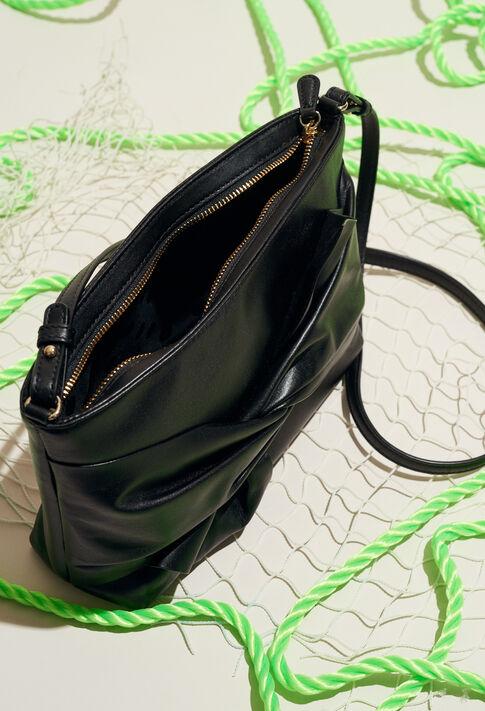 ALIX POUCH : Bags & Leather Goods color Black
