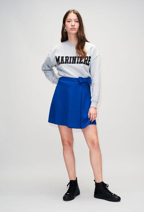 SPLEENYH19 : Skirts & Shorts color BLEU ROI