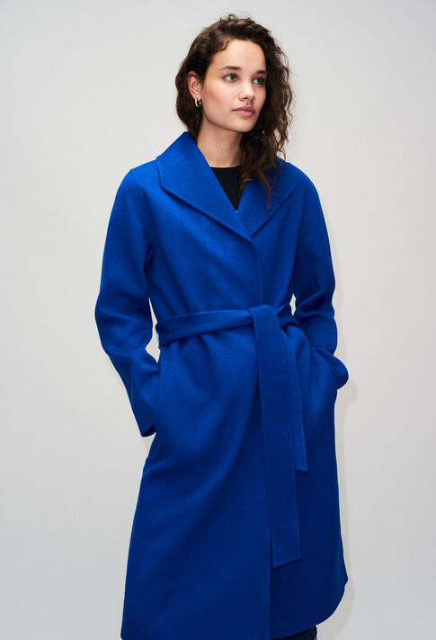 GRACIEUXH19 : Coats & Jackets color ROYAL BLUE