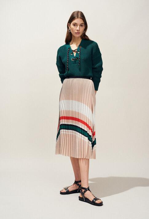 SISTER : Skirts and shorts color VANILLA