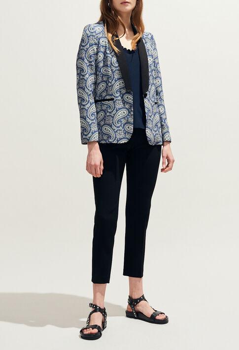 VINNY : Coats & Jackets color Navy