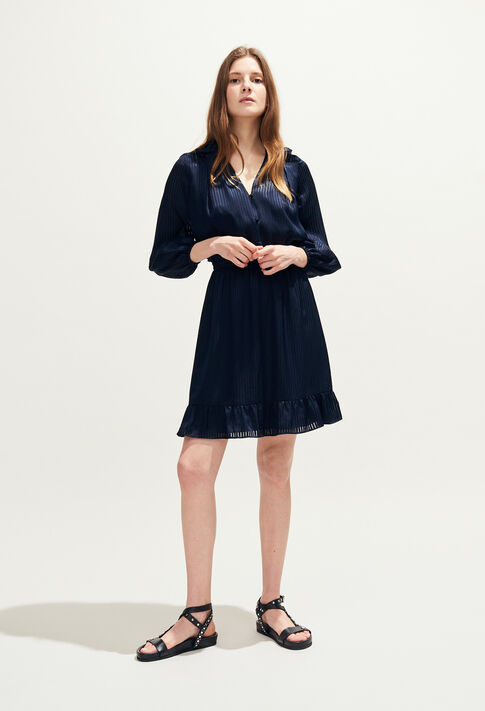 ROSANA BIS : Dresses color Navy