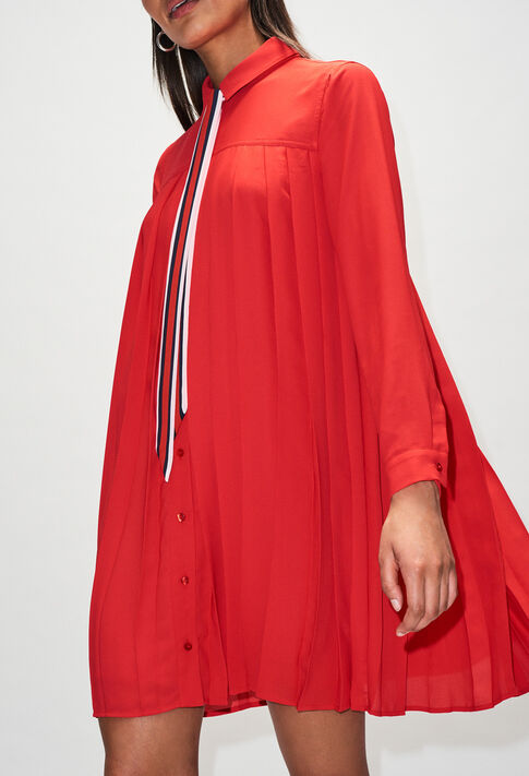 RAMSESBISH19 : Dresses color ROUGE