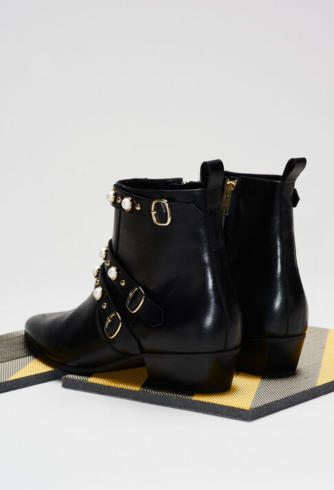 ALEGRIAH19 : Shoes color BLACK