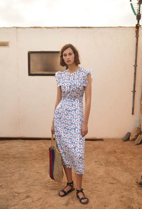 ROSSA : Dresses color MULTICO