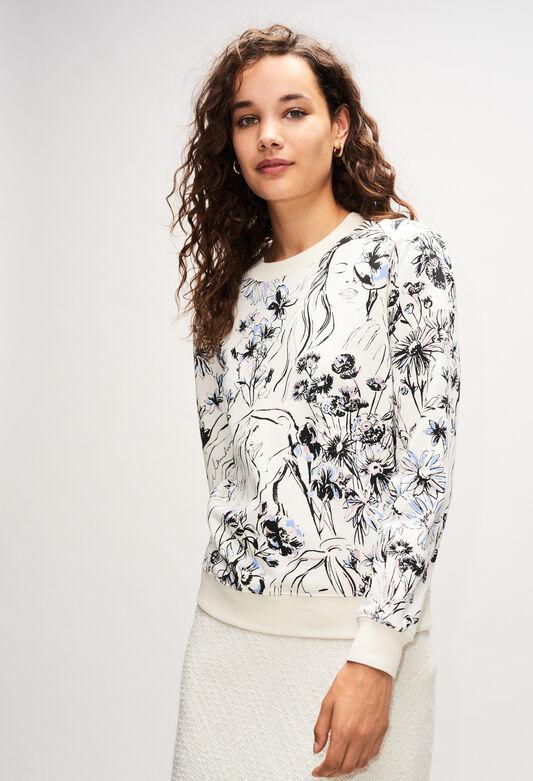THIBAULTH19 : Knitwear & Cardigans color PRINT