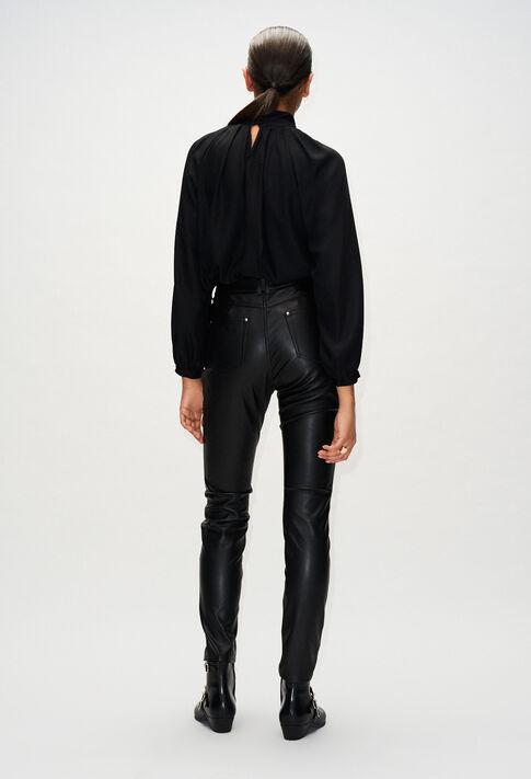 PANAMEH19 : Jeans & Pants color Black