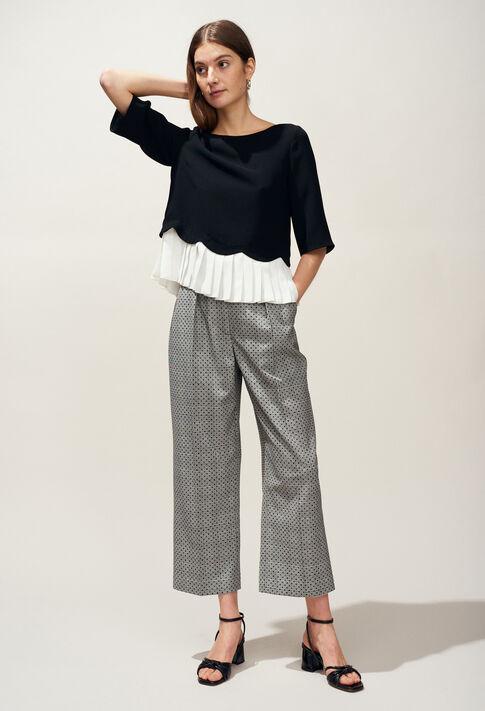 BRUINE : Tops & Shirts color Black