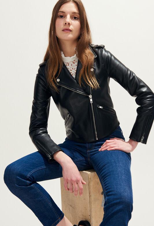 CUZIA : Coats & Jackets color Black